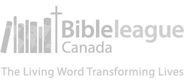Bible League Canada Logo