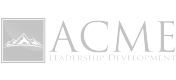 ACME Leadership Development Logo