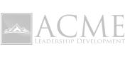 ACME Leadership Development Logo
